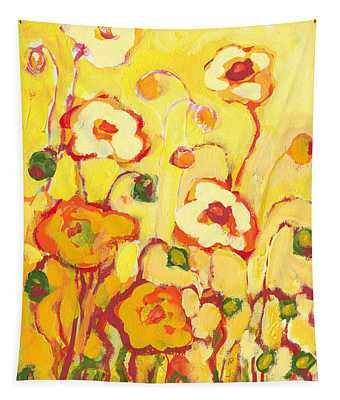 In The Summer Sun Tapestry