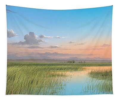 Indian River Tapestry