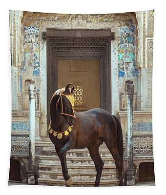 Indian Treasure Tapestry
