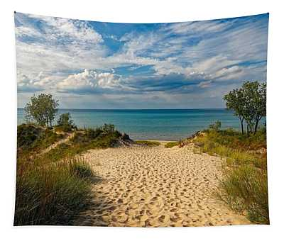 Indiana Dunes State Park Tapestry