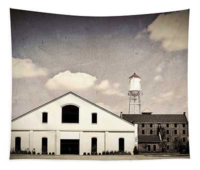 Indiana Warehouse Tapestry