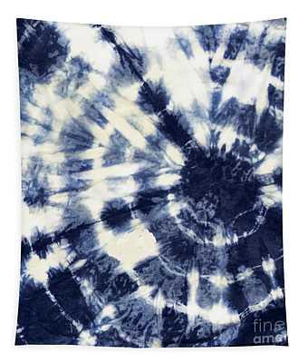 Indigo Iv Tapestry