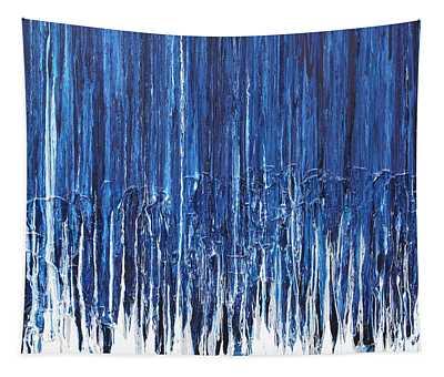 Indigo Soul Tapestry