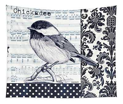 Song Birds Wall Tapestries