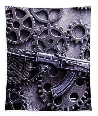 Industrial Firearms  Tapestry