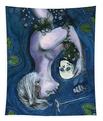Infans Memento Mori Tapestry