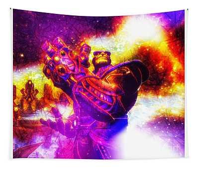 Infinity Gauntlet Tapestry