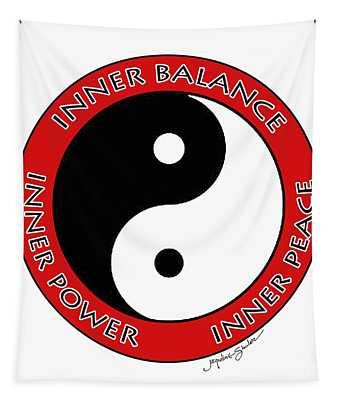 Inner Peace Tapestry