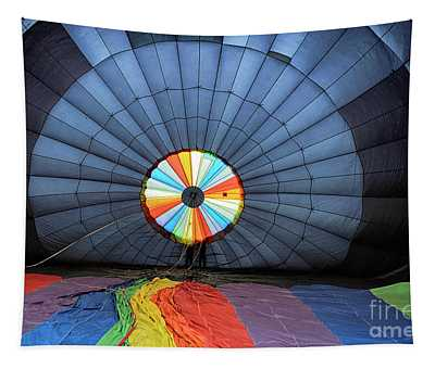 Inside The Balloon Tapestry