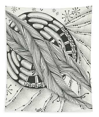 Into Orbit Tapestry