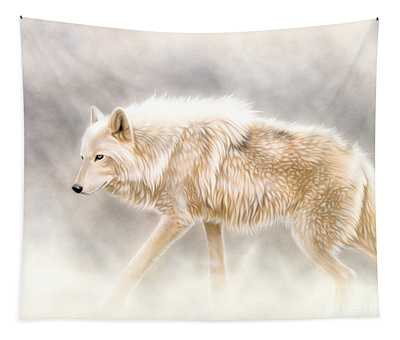 Into The Mist Tapestry