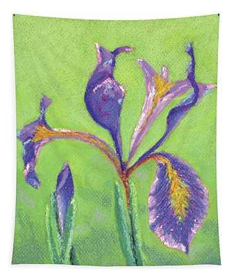Iris For Iris Tapestry