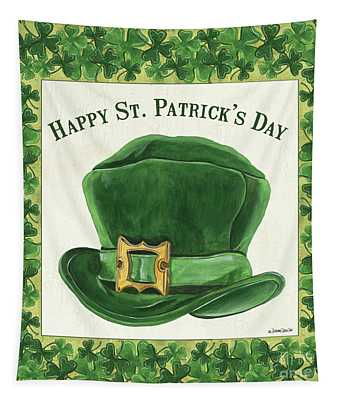 Irish Cap Tapestry
