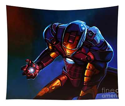 Iron Man Tapestry