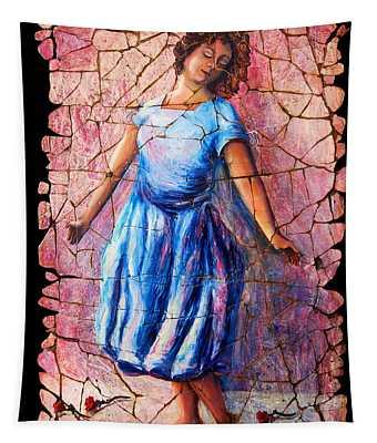 Isadora Duncan - 2 Tapestry