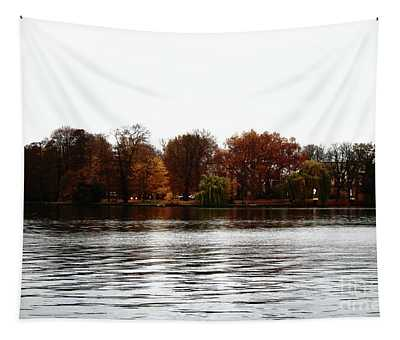 Island Of Trees Tapestry
