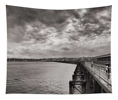 Island Panorama - Ryde Tapestry