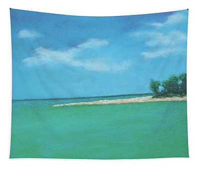 Island Time Tapestry