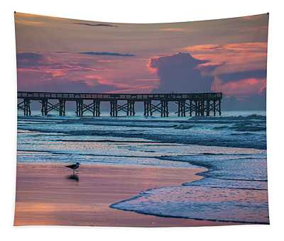 Isle Of Palms Morning Tapestry