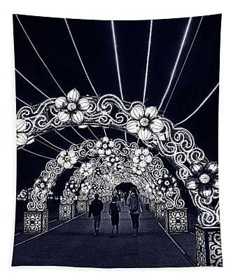 It's About The Light Tapestry