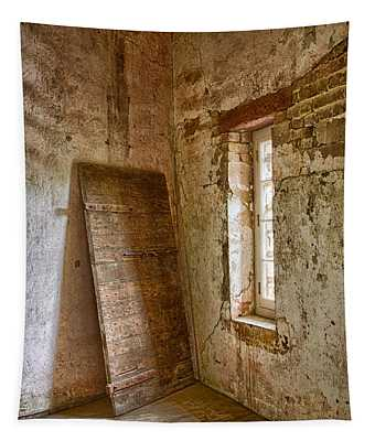 Jail House Wall Tapestry