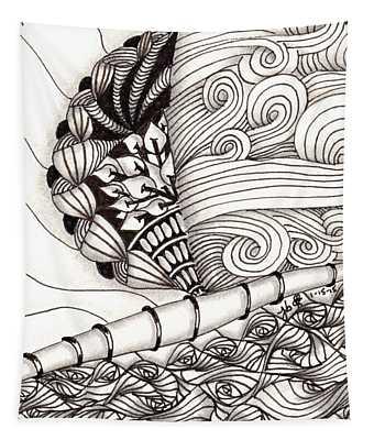 Jamaican Dreams Tapestry