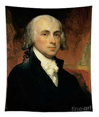 James Madison Tapestry