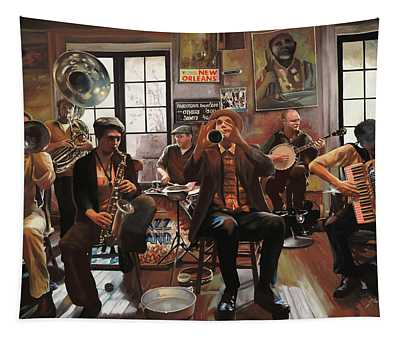 New Orleans Tapestries