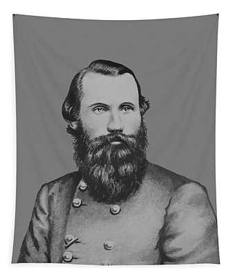 Jeb Stuart -- Confederate General Tapestry