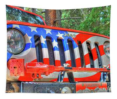 Jeep Usa Tapestry