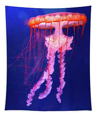 Jellyfish Tapestry