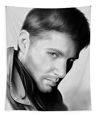 Jensen Ackles Tapestry