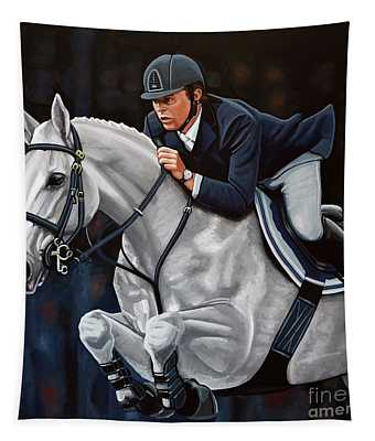 Jeroen Dubbeldam On The Sjiem Tapestry