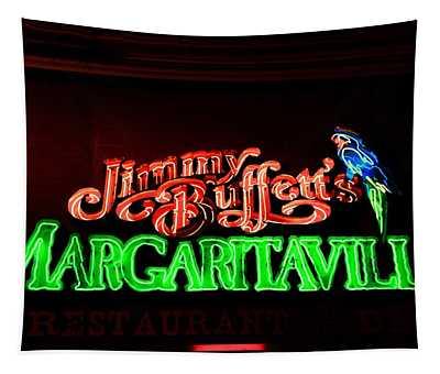 Jimmy Buffett's Margaritaville Tapestry