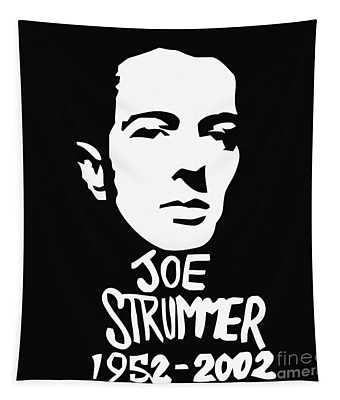 Joe Strummer Tapestry