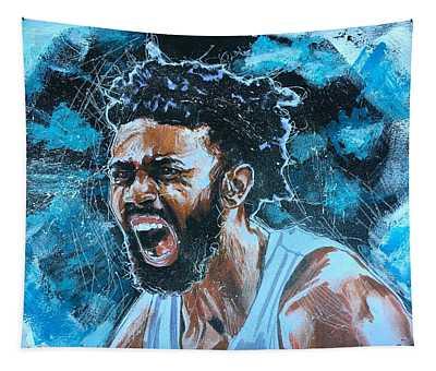 Joel Berry II Tapestry