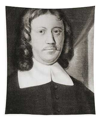 Johan Anthoniszoon Jan Van Riebeeck Tapestry