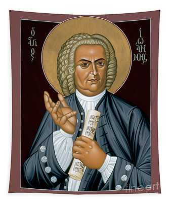 Johann Sebastian Bach - Rljsb Tapestry