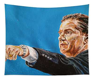 John Calipari Tapestry