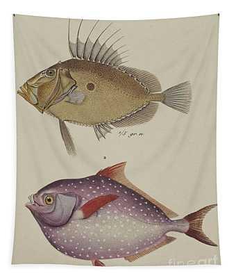 John Dory And Opah Tapestry