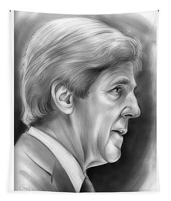 John Kerry Tapestry