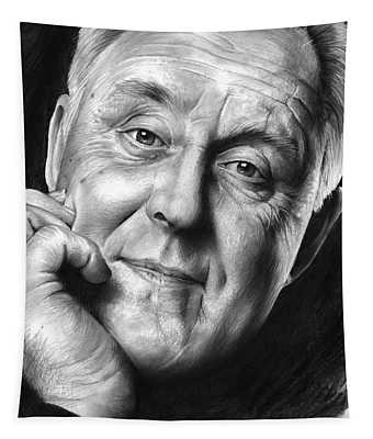 John Lithgow Tapestry