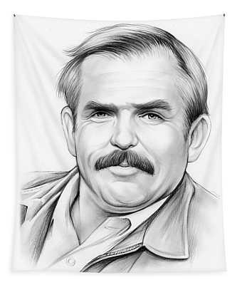 John Ratzenberger Tapestry