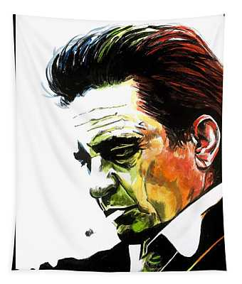 Johnny Cash Tapestry