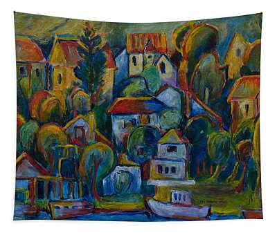Joie De Vivre Tapestry