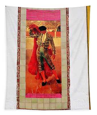 Jose Gomez Ortega Tapestry