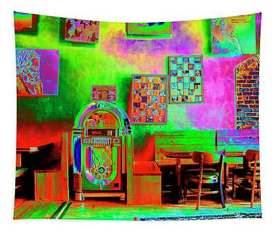 Juke Joint Tapestry