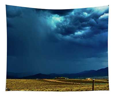 July Monsoons Tapestry