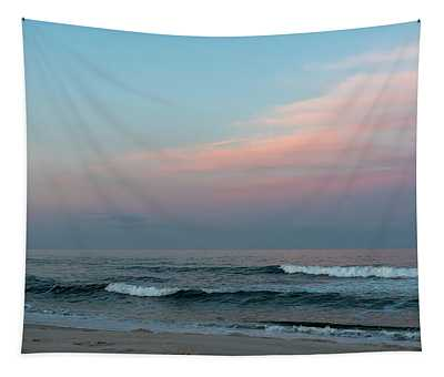 June Sky Seaside New Jersey Tapestry