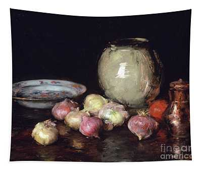 Just Onions, 1912 Tapestry